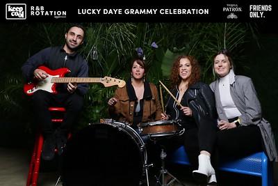 lucky daye grammy celebration by keep cool