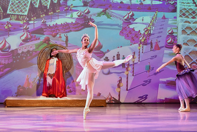 Campaneria Nutcracker Dress Rehearsal 12/20/18