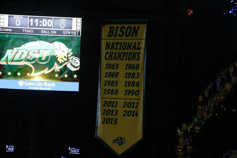2016 Bison Football - CSU 007.JPG