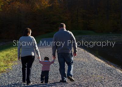 The Wade Family 2012
