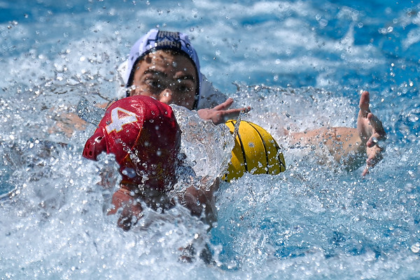 2021 USNA Water Polo - 10-01-2021 - Claremont