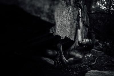 8-25-Coopers-Rock-Bouldering