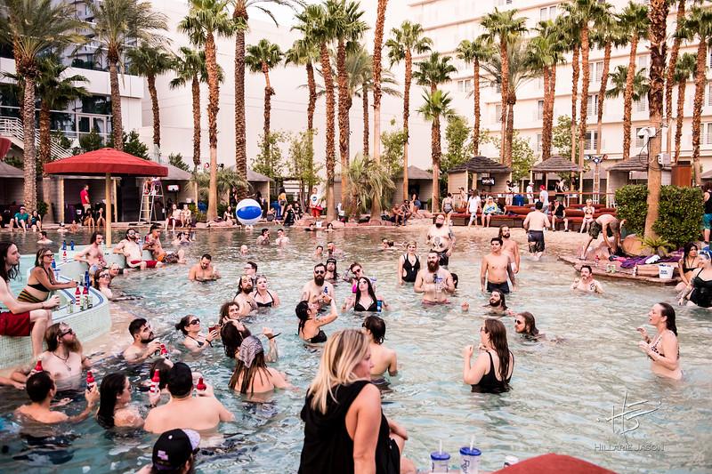 Psycho Las Vegas, Hard Rock Hotel and Casino, Las Vegas, NV 8/25/2016