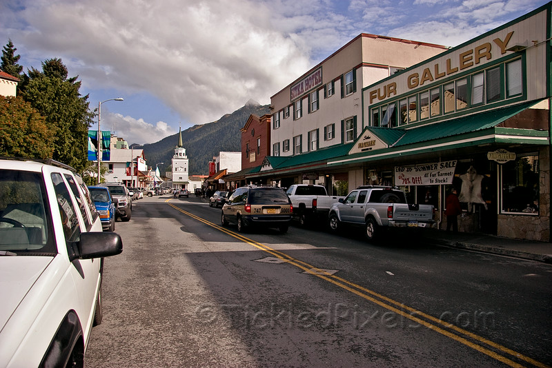 Lincoln Street, Sitka