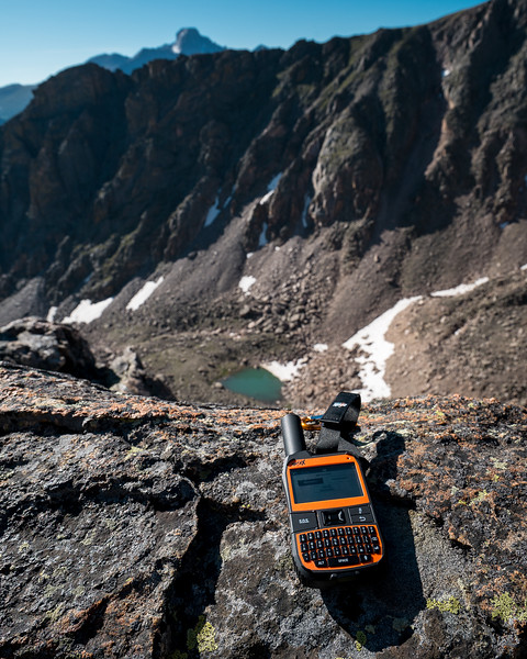 Product Photography | Outdoor Gear | Spot X GPS Device Set Six