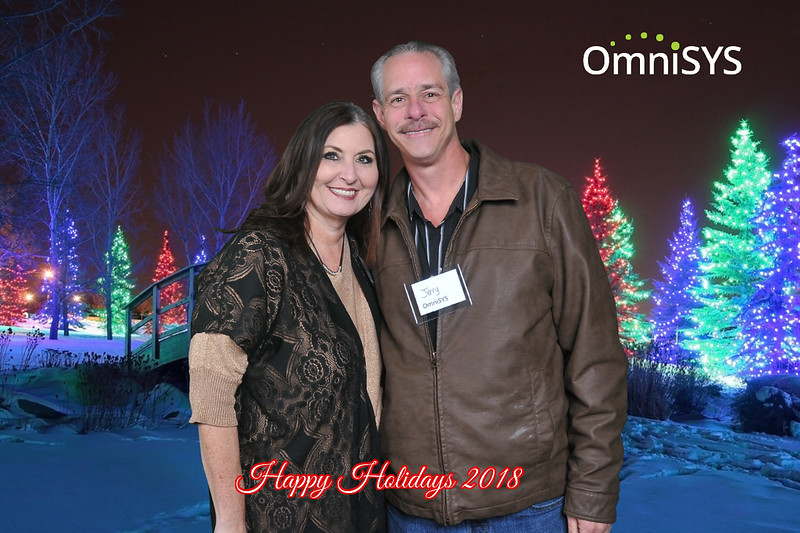 Omnisys  Technology Holiday Party 2018