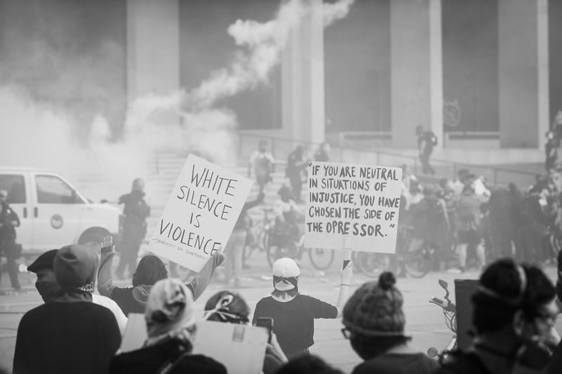 Black Lives Matter Cleveland