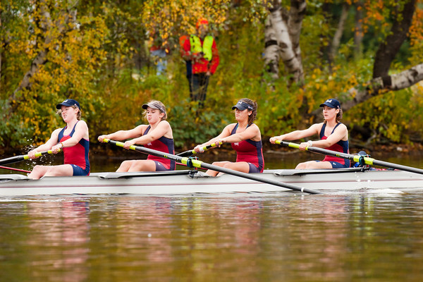 Head of the Charles - 2010 Youth Womens 4