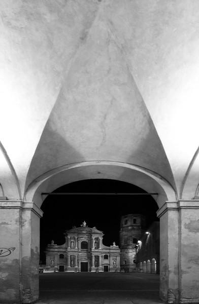 Basilica di San Prospero - Reggio Emilia, Italy - November 12, 2009