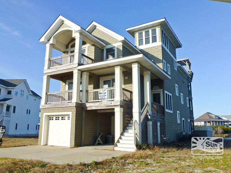 KIN-70 Avon, NC Soundside Rental Home
