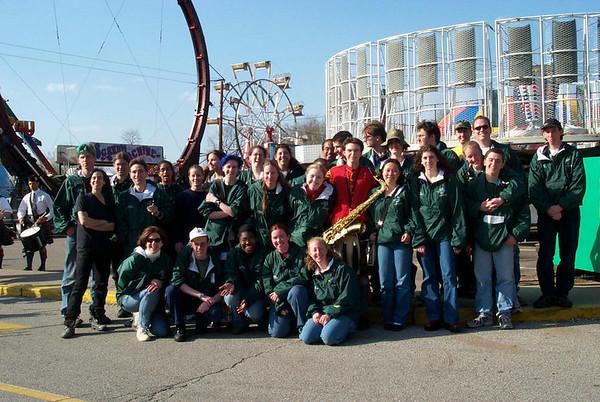 CMU Spring Carnival 2001