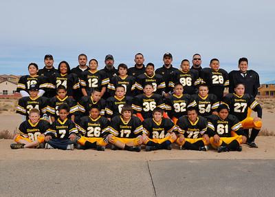 Steelers (Sophomores, Juniors)