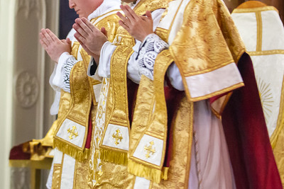 St. Alphonsus Solemn High Mass