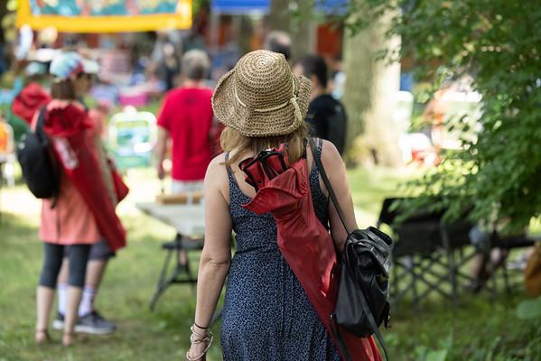 Arden's Shady Grove Music Festival July 2021
