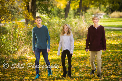 Ryan, Connor and Delaney