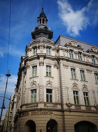 Romania 2019 - Grand Hotel Continental