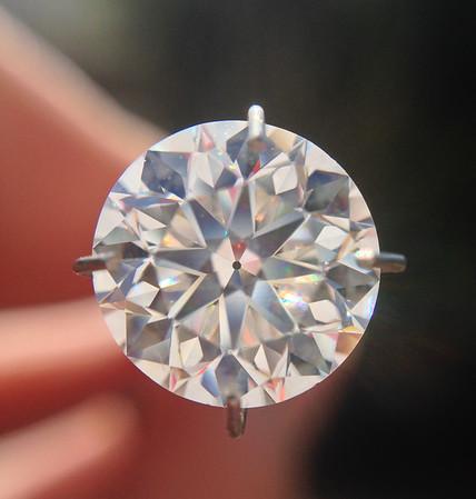 2.25ct Transitional/Early Round Brilliant Diamond, GIA  K, VVS2