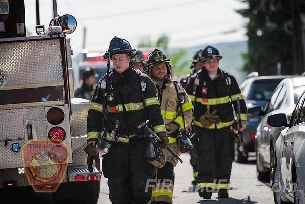 Schuylkill County - Shenandoah Borough - Kitchen Fire - 05/25/2020