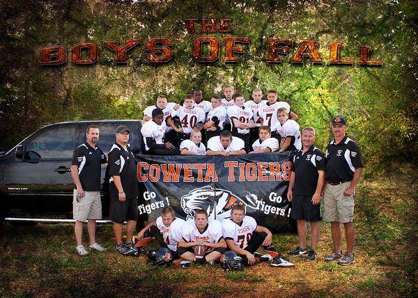 Coweta White 5th grade Team