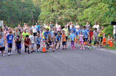 Week 4 Kiddie Dash and One Mile Run