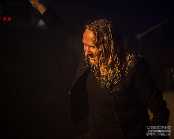 Dark Tranquillity and Insomnium Jan 22nd, 2015