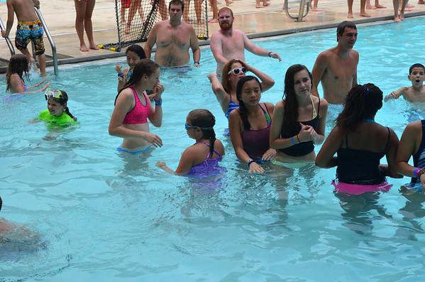Tuesday Pool Time