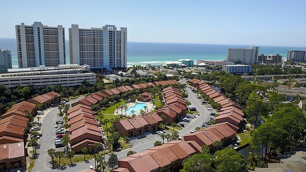 Gulf Highlands Beach, Resort, Panama City Beach, Florida