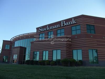 Stockman Bank (King): Exterior