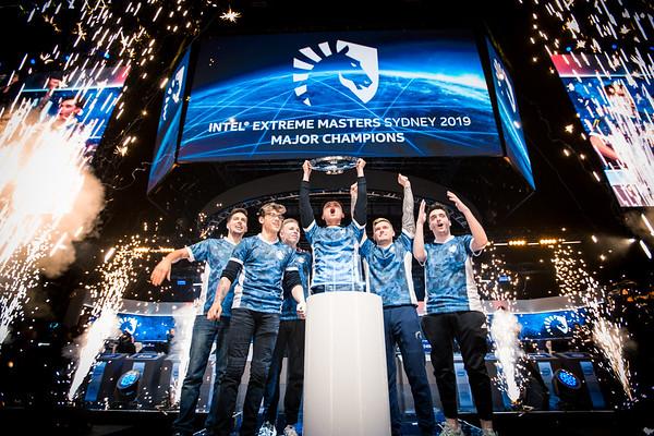 Intel Extreme Masters Sydney 2019 - Arena