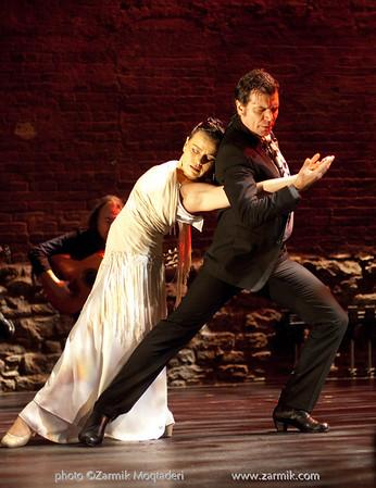 Noche Flamenca at Cherry Lane Theater