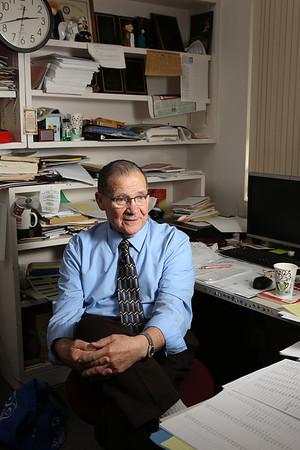 Bob Dumonceaux CSB/SJU math professor