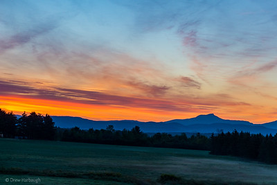 Camel's Hump Sunrise no. 2