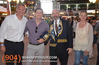 Armada FC Launch Party @ Jacksonville Landing - 2.19.14
