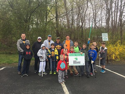 KRB Sloatsburg Earth Day Clean Up