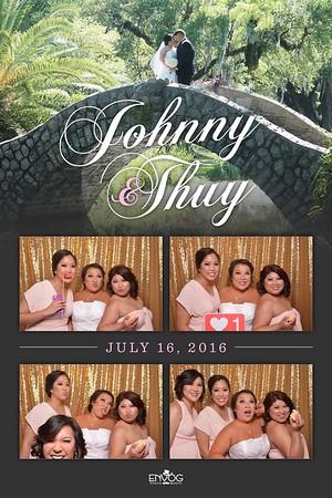 Johnny & Thuy (prints)