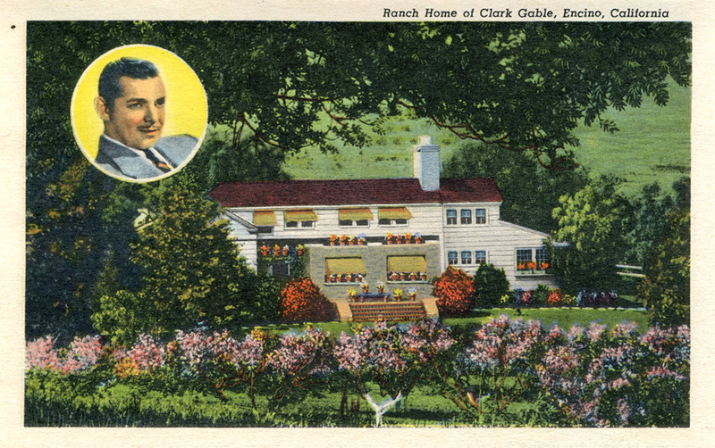 Clark Gable Ranch Home