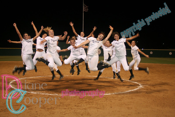 Forney HS Softball 08 Season