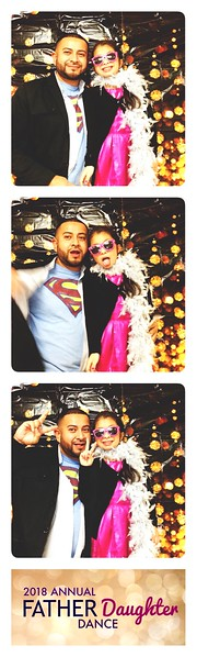 Father Daughter Dance - Kenzie Elementary 01.26.18