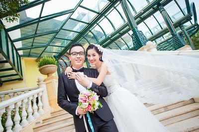 Pre-Wedding Photo (29/09/2014)