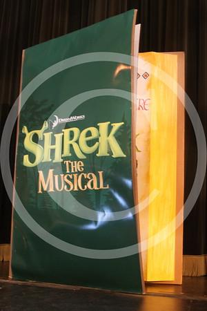 Shrek Musical 1/26/19