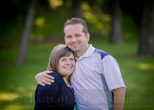 Brent & Joann Family