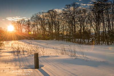 Snow, Oak Hill Virginia