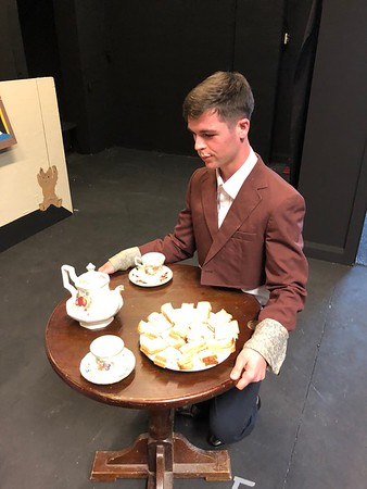 The Importance of Being Earnest... in 72 Hours