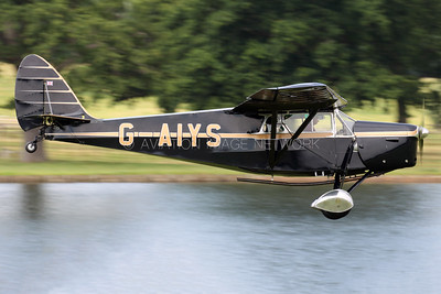 de Havilland DH85 Leopard Moth