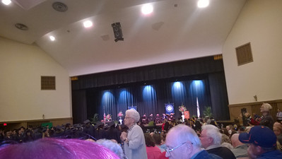 Connor's Graduation from Carl Sandberg