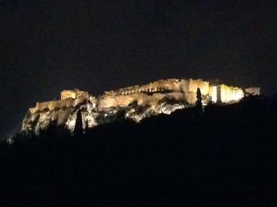 Parthenon Days in Athens, Greece