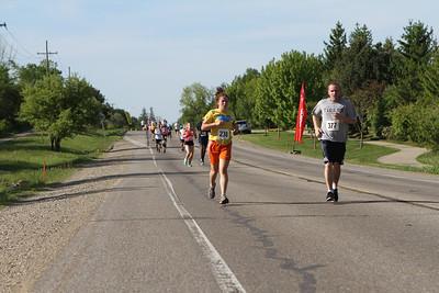 5k and 10k Finish, Gallery 2 - 2014 Novi Memorial Day Run