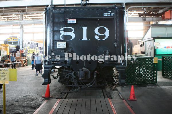 Arkansas Railroad Museum Show & Sale 2016