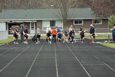 Boys 100 Meter - Prelims and Finals - Brethren Invite
