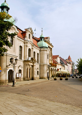 Pszczyna, Auschwitz, and Krakow Poland - 2007